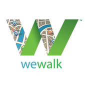 WeWalk City Quest icon