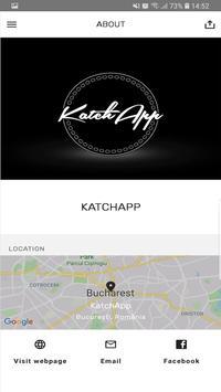 KatchApp poster