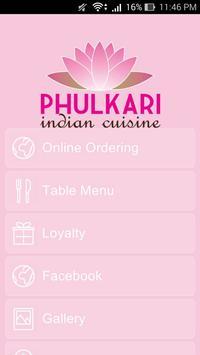 Phulkari Indian Cuisine poster