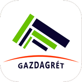 Gazdagrét App icon