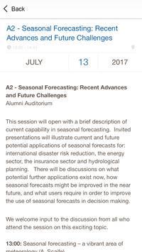 RMetS Conference 2017 screenshot 2