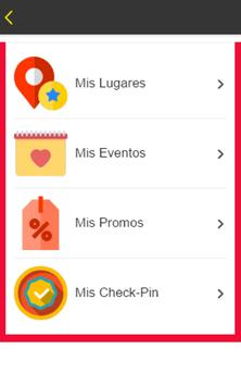 Check-Pin App screenshot 4