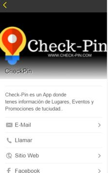 Check-Pin App screenshot 5