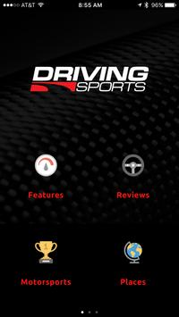 Driving Sports TV Mobile poster