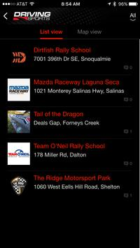 Driving Sports TV Mobile apk screenshot