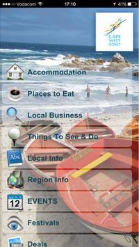 Cape West Coast apk screenshot