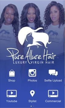 Pure Allure Hair poster