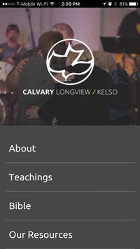 Calvary Longview poster
