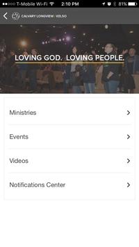 Calvary Longview screenshot 1