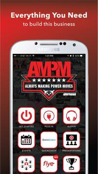 A.M.P.M. WorldWide poster