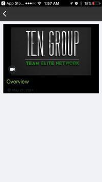TEN GROUP APP apk screenshot