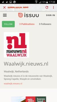 Waalwijk App screenshot 3