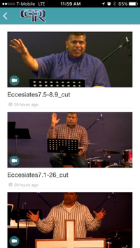 Calvary Chapel Pico Rivera screenshot 1