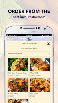 AK Speed Eats - Food Delivery apk screenshot