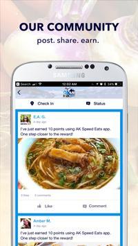 AK Speed Eats screenshot 3