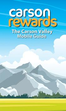 The Carson Valley Mobile Guide poster