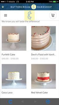 Buttercream BakeShop apk screenshot