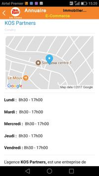 Sofa Guide Conakry screenshot 3