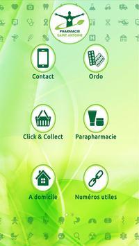 Pharmacie StAntoine Libreville poster