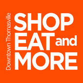 SHOP EAT and MORE icon