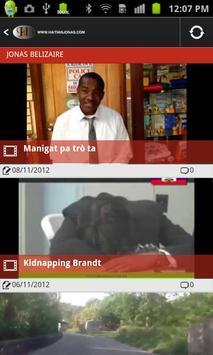 Haitianjonas screenshot 3