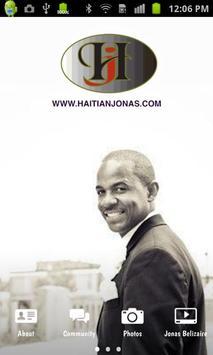 Haitianjonas poster