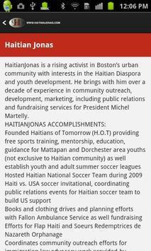 Haitianjonas screenshot 1
