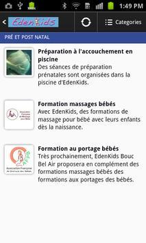 EdenKids Montpellier apk screenshot