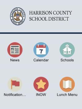 4 Schermata Harrison County School Dist