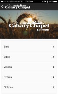 Calvary Chapel Salmon apk screenshot