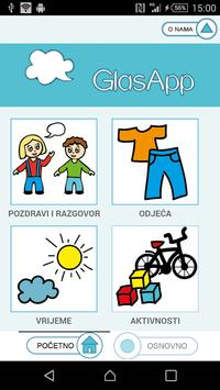 GlasApp poster