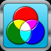 COLOR MIX MATCH icon