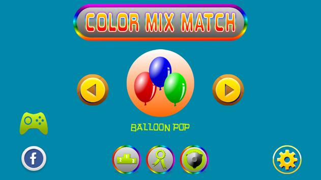 COLOR MIX MATCH apk screenshot