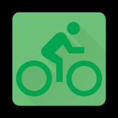 Kutina - cycle routes icon