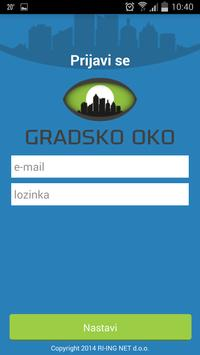 GRADSKO OKO screenshot 1
