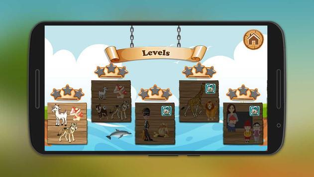 River Crossing Hindi IQ Puzzle screenshot 1