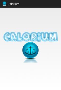 Calorium Demo poster