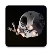 Space Drop icon