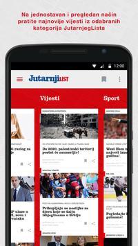 JutarnjiList screenshot 1