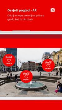 Coca-Cola loves Croatia screenshot 3