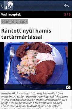 Olcso Receptek apk screenshot
