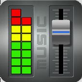 Icona Musica Volume Equalizzatore Potenziatore dei bassi