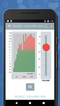2 Schermata Musica Volume Equalizzatore Potenziatore dei bassi
