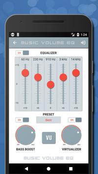 3 Schermata Musica Volume Equalizzatore Potenziatore dei bassi