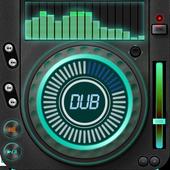 Dub музыкальный плеер + Эквалайзер & Темы иконка