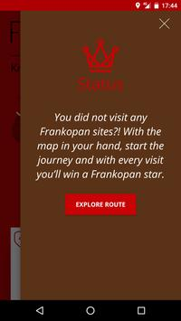 The Routes of the Frankopans apk screenshot