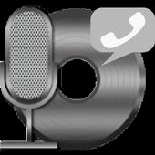 Titanium Voice Recorder with number ID ícone