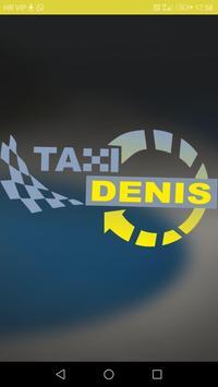TAXI DENIS ZADAR poster