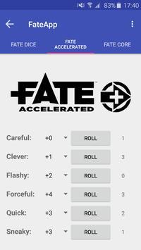 FATE App screenshot 3