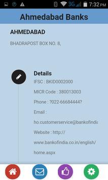 Ahmedabad Banks apk screenshot